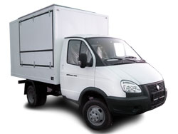 Аренда торгового фургона